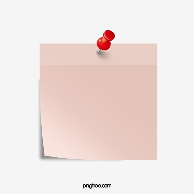 Pink Decorative Cartoon Flat Note Sticky Note Note Paper Color Post It Notes Png Transparent Clipart Image And Psd File For Free Download Sticky Notes Note Paper Paper Background Texture