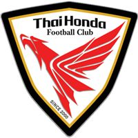Thai Honda FC - Thailand - - Club Profile, Club History, Club Badge, Results, Fixtures, Historical Logos, Statistics