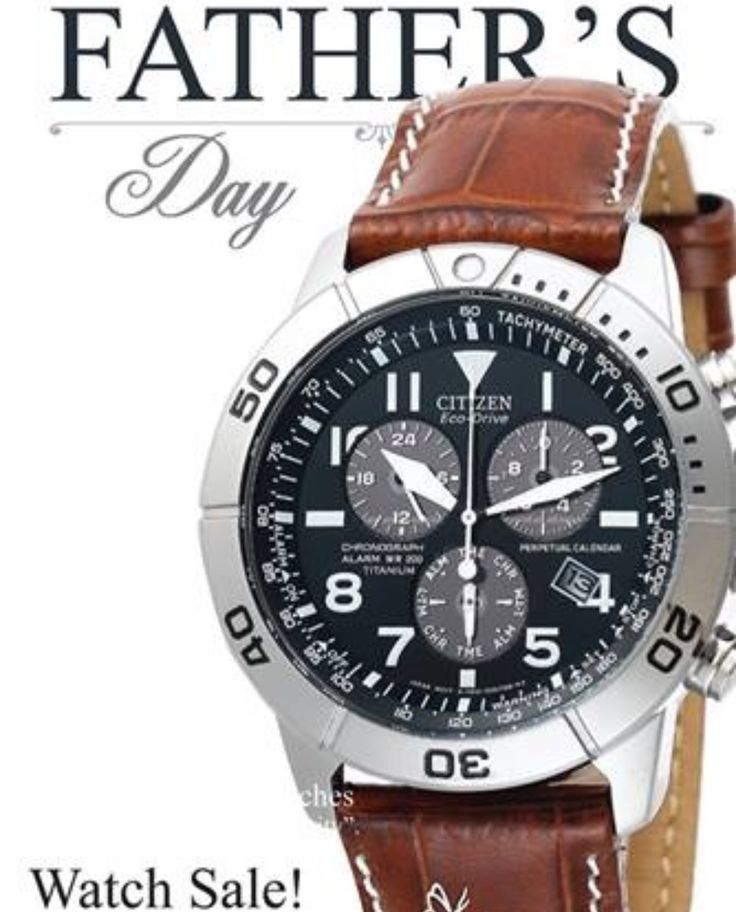 20% OFF ALL MENS WATCHES FOR FATHERS DAY @ www.justwatches.com.au