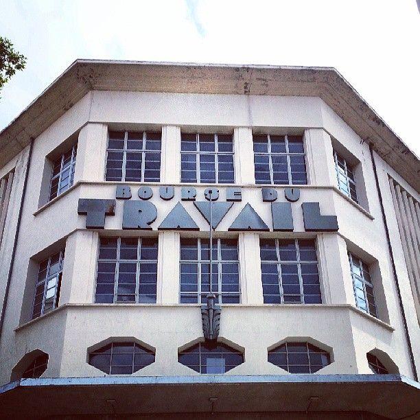 Salle de concerts.  Lyon.