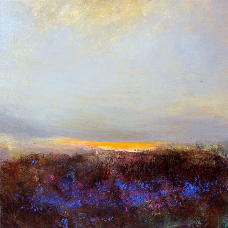 Wild Flowers at Sunset 2 by chrishankey on Etsy