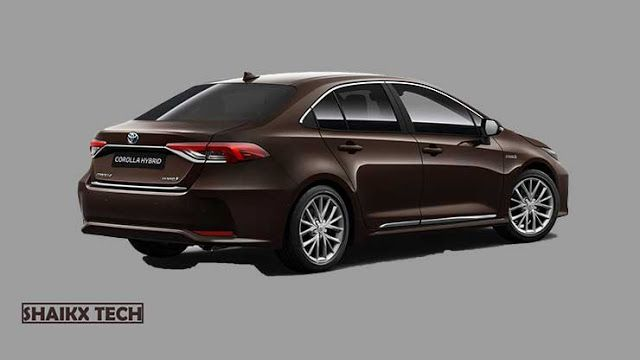 Know The Features Of Toyota Corolla Altis 2020 Model Before Launch Pakistan Toyota Corolla Corolla Altis Toyota