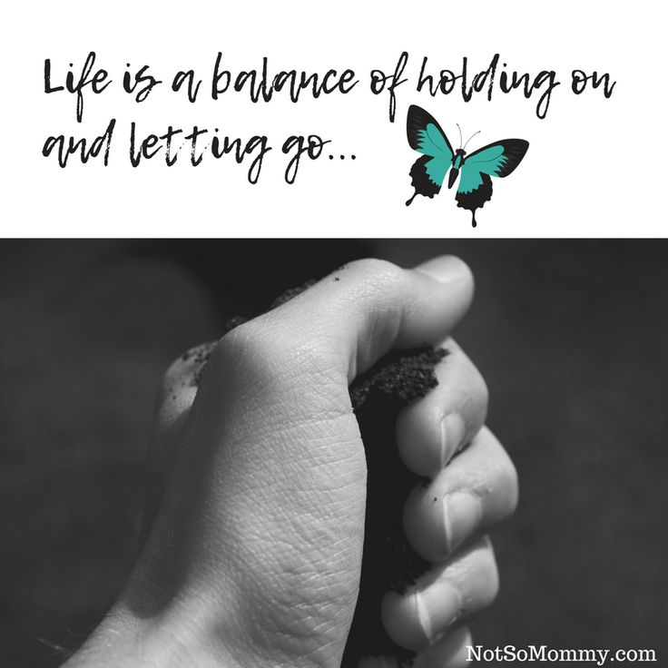 """Sometimes, letting go is the strongest thing that you can do... 