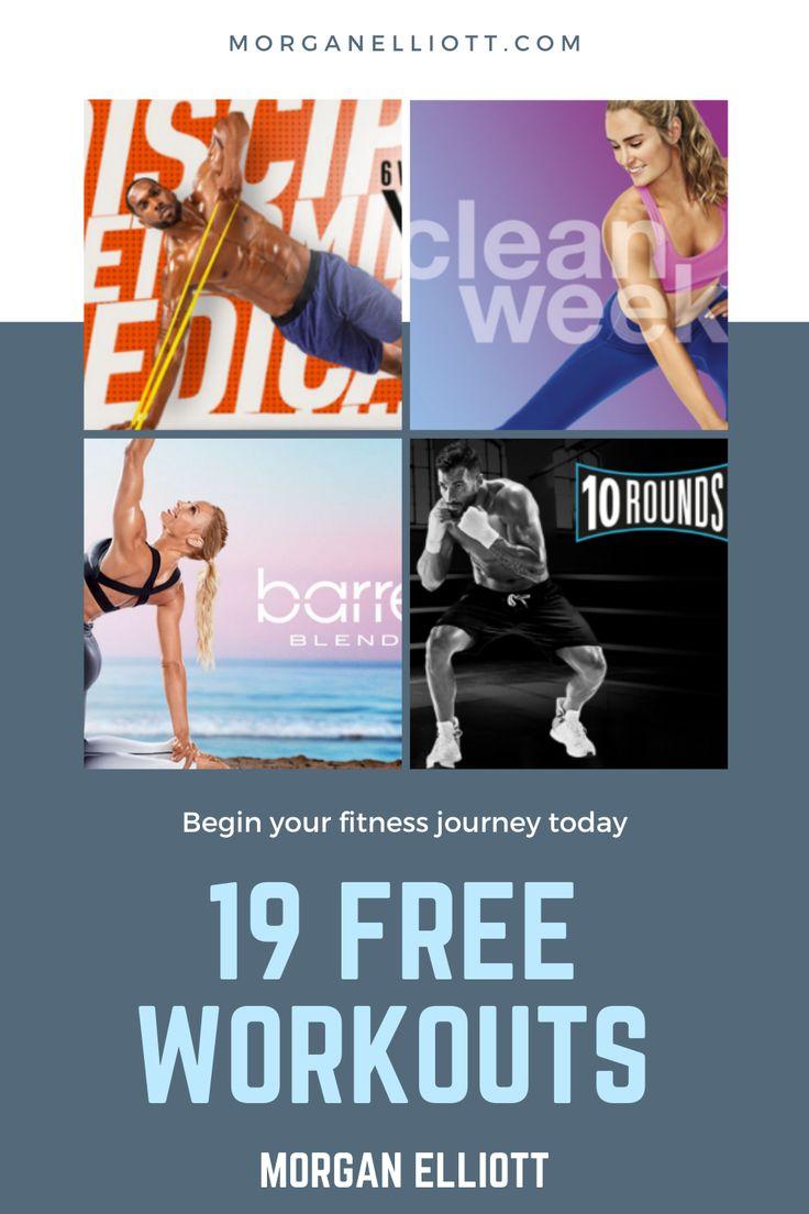 Free workouts in 2020 free workouts fun workouts 25