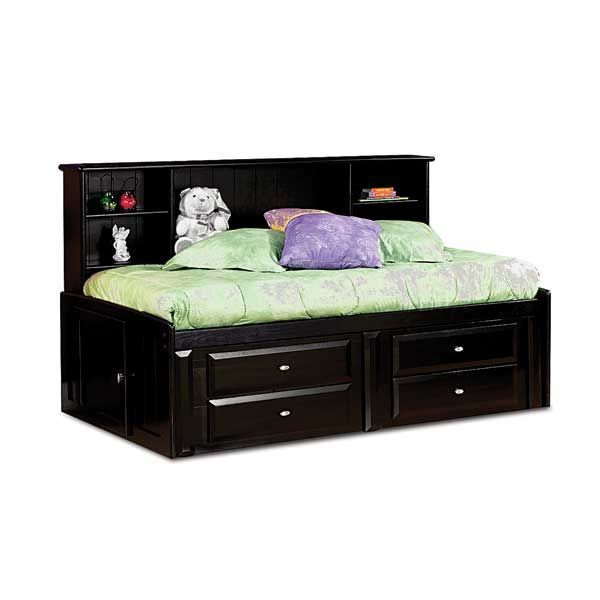 Laguna Twin Roomsaver Bed With Underdresser Bc Trmsaver 2