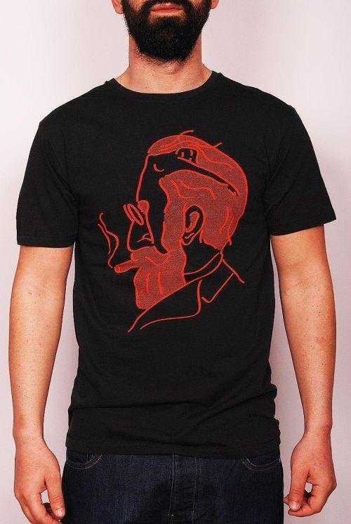 Insight -Tristan Ceddia men's t-shirt floyd black