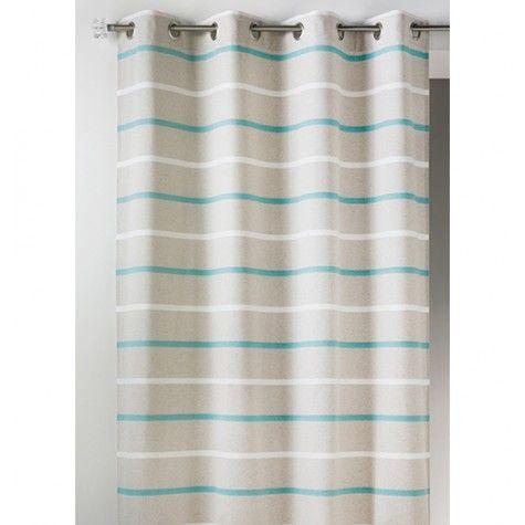 1000 id es sur le th me rideau turquoise sur pinterest rideaux turquoises rideau bleu. Black Bedroom Furniture Sets. Home Design Ideas