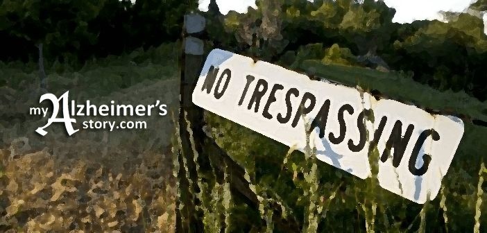 using 'no trespassing' orders against family members is a travesty