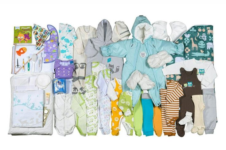 Brand new version of Finnish maternity package 2015