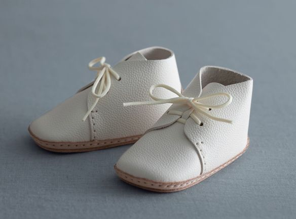 my first baby shoes nico ホワイト