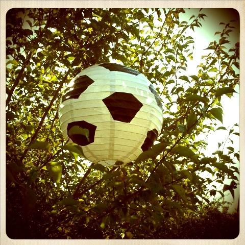 soccer party {i spy}