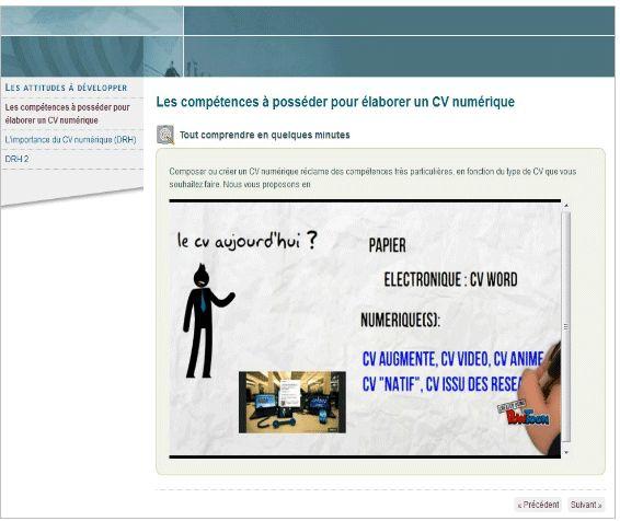 Apprendre aux élèves à gérer leur présence en ligne – DocTICE – Site des document@listes de l'académie de Besançon