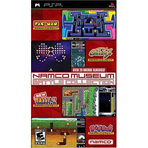 Namco Museum Battle Collection - PSP Game