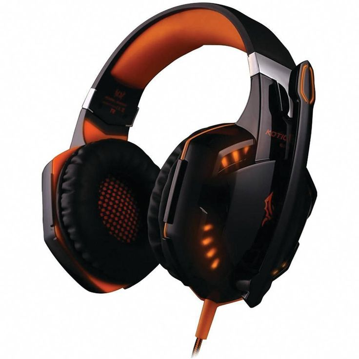 Kotion Pro Gaming Headset With Microphone #progamingheadset