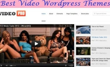 Build Video site with these awesome wordpress video themes.   Make Video blog, adult video site, funny video site