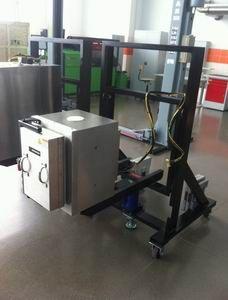 Testlab - komora temperaturowa