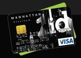 MANHATTAN id Platinum Credit Card