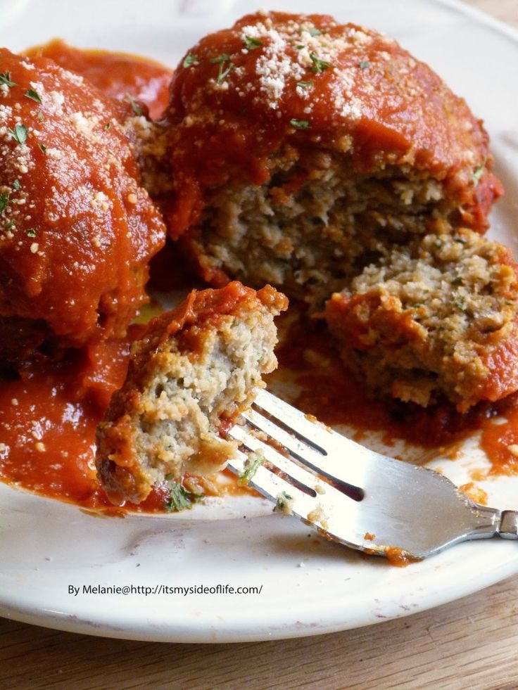 Slow Cooker Meatballs and Marinara Sauce – It's My Side of Life