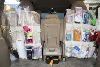 Van or Car Organization!