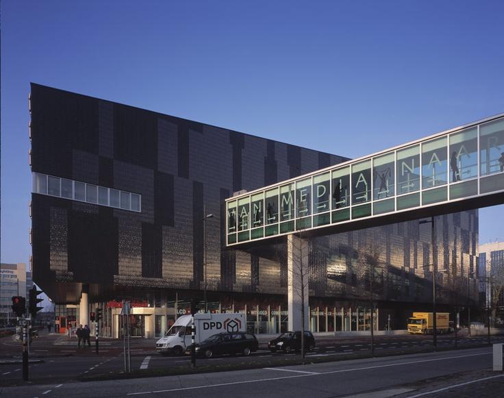 Massimiliano Fuksas Architetto | Mediamarkt