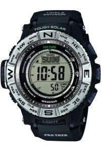 CASIO PRO-TREK - PRW-3500-1E : http://ceasuri-originale.net/ceasuri-casio-de-calitate/ #casio #watches #sport #ceasuri #moda
