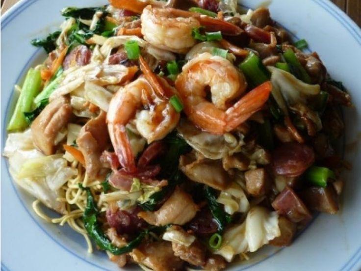 Chaomen sp cial cuisine de tahiti pinterest for Art cuisine tahiti