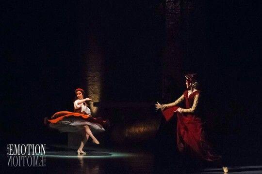 Baletní představení Romeo a Julie v Plzni. #balet #plzen #djkt #balety #romeo #julie