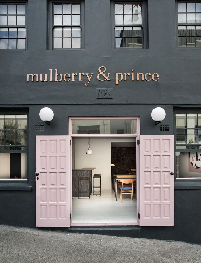 Mulberry & Prince - Picture gallery