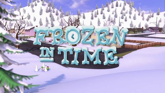 Win 1 of 10 'Frozen in Time' DVD's in Time for Christmas