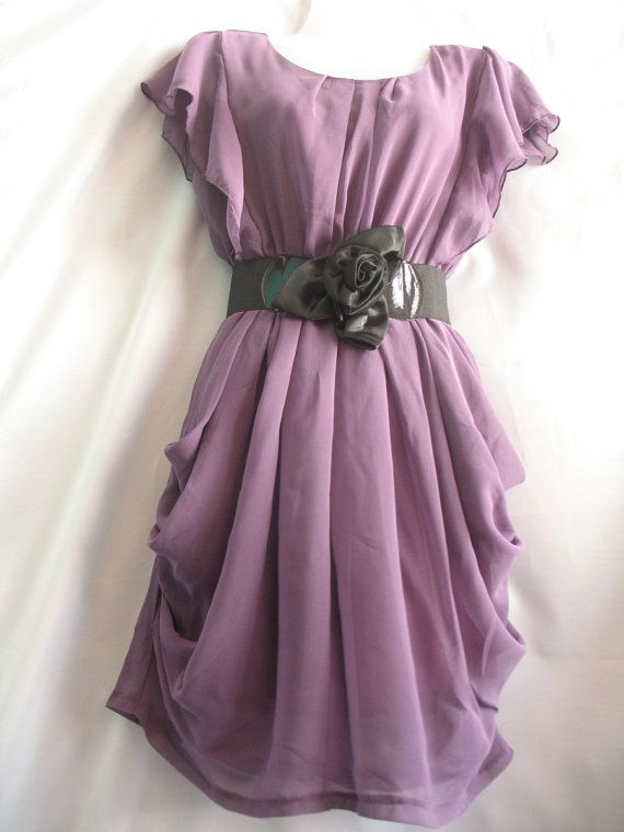 Sexy Purple Party Dress - Love City Cocktail Dress - Sweet Girl