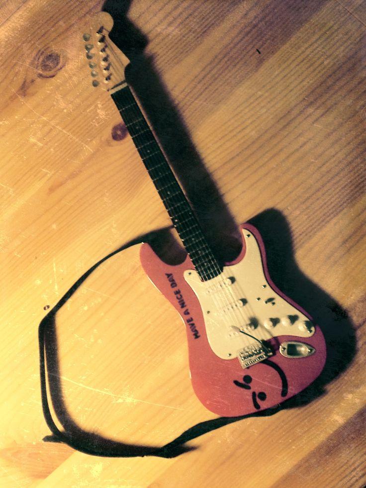 #Guitar #Rock #BonJovi #HaveANiceDay