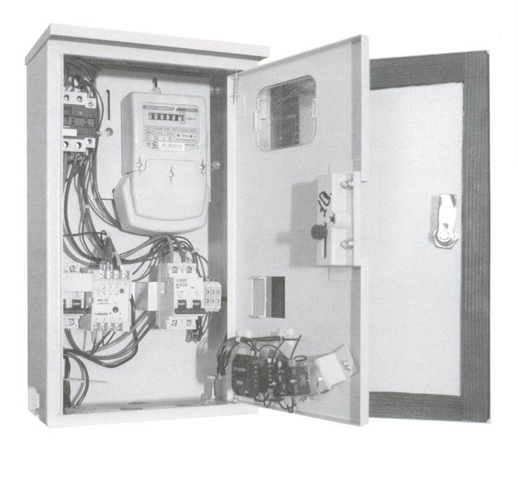 шкаф учета и распределения электроэнергии