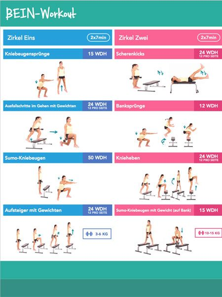 Beine wie eine Ballerina - schlank und straff: Für uns hat Fitness-Trainerin Kayla Itsines ein effektives Workout für schlanke Beine zusammen gestellt.