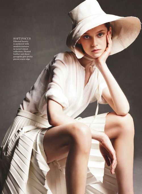 by Nicole Bentley for Marie Claire Australia