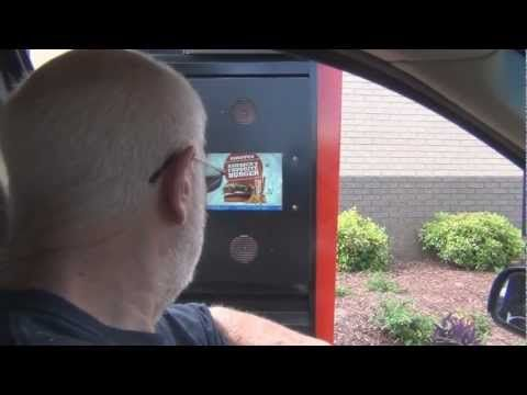 Angry Grandpa - The Burger King Bacon Sundae - YouTube