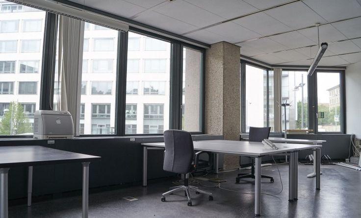 Junge Bürogemeinschaft im Herzen von Stuttgart #Büro, #Bürogemeinschaft, #Office, #Coworking, #Stuttgart