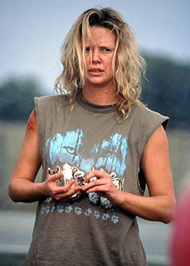 """Charlize Theron in """"Monster.""""  2003, Patty Jenkins, Director."""