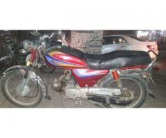 Star Motorbike In Excellent Condition Model 2005 New Tyre Sale in Multan