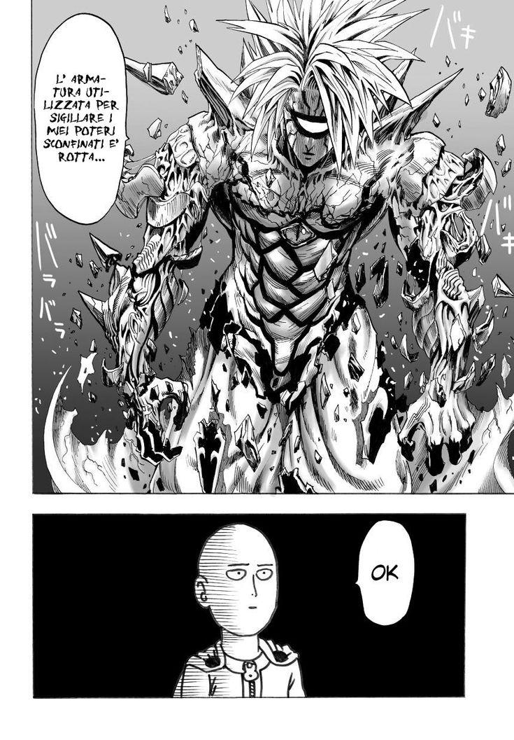 One punch man lord boros manga httpsifttt2bnxtah