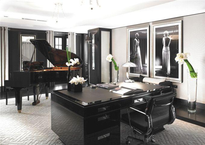 倫敦酒店式管理豪邸G... | 室內設計 | 紐約設計集團室內設計專業培訓機構