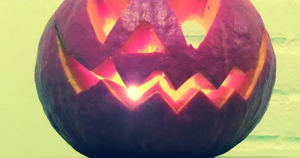 Knutselen voor Halloween - decoratie