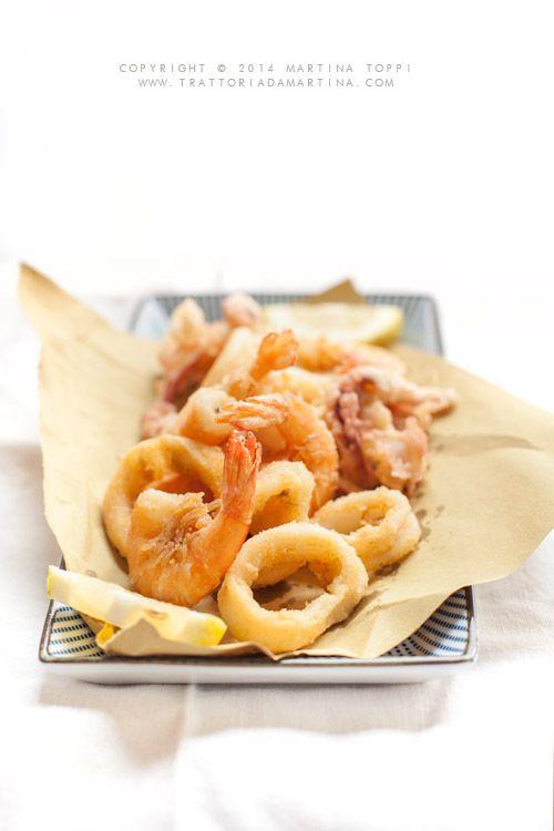 Frittura di pesce LA PASSERA DI MARE ristorante di Pesce, Firenze Florence Chianti www.passeradimare.it www.facebook.com/passeradimare