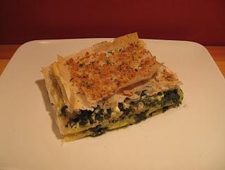 Spanakopita Lasagna | Main dishes | Pinterest