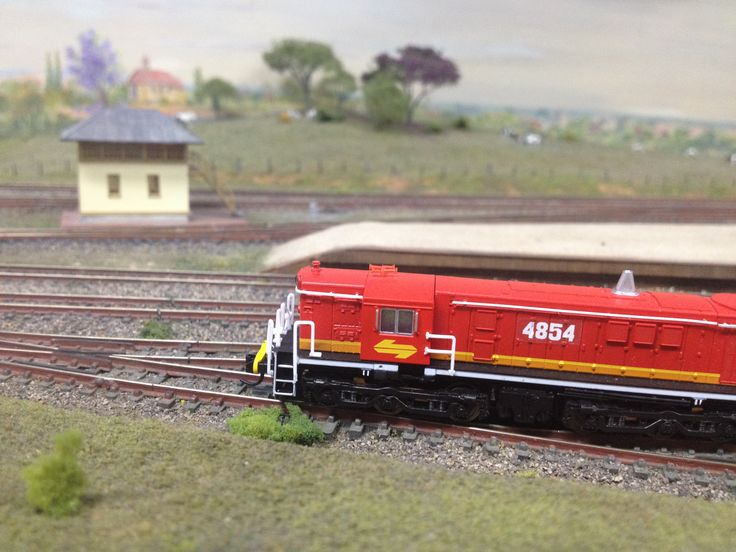 N Scale and 48 class...