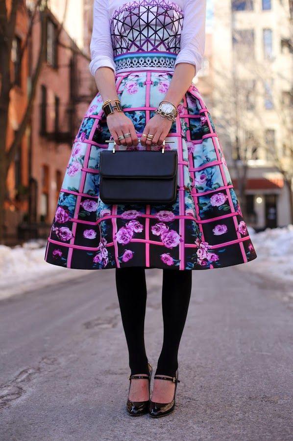 dark rose. #dress #rose #fashion