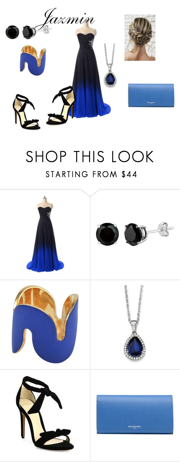 """""""Sol antes de Luna"""" by love1662002 on Polyvore featuring Uncommon Matters, BillyTheTree, Alexandre Birman and Balenciaga"""