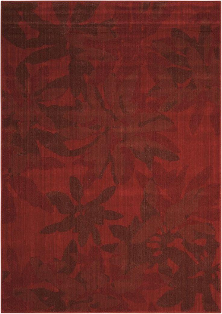 Urban - CALVIN KLEIN - Rood - moderne tapijten - ref. URB05 GAR  Prachtig geweven modern tapijt van Calvin klein in het rood - garnet met als afmetingen '226 x 69 cm' (lopers)  EUR 375.00  Meer informatie