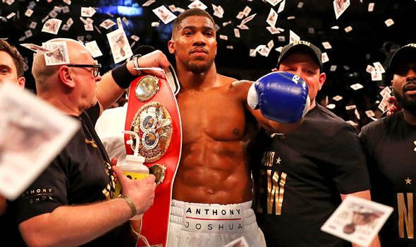 Does Anthony Joshua have a girlfriend? Why was he in prison? Is he religious?