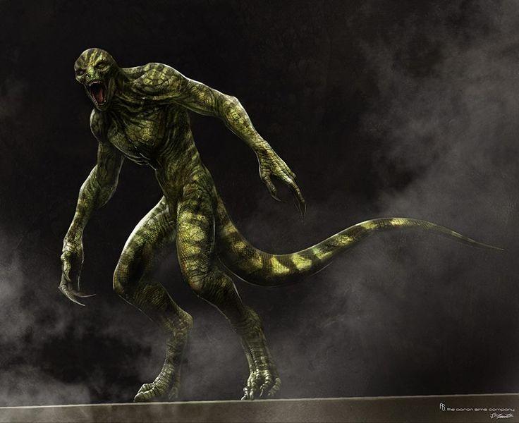 Lizard type