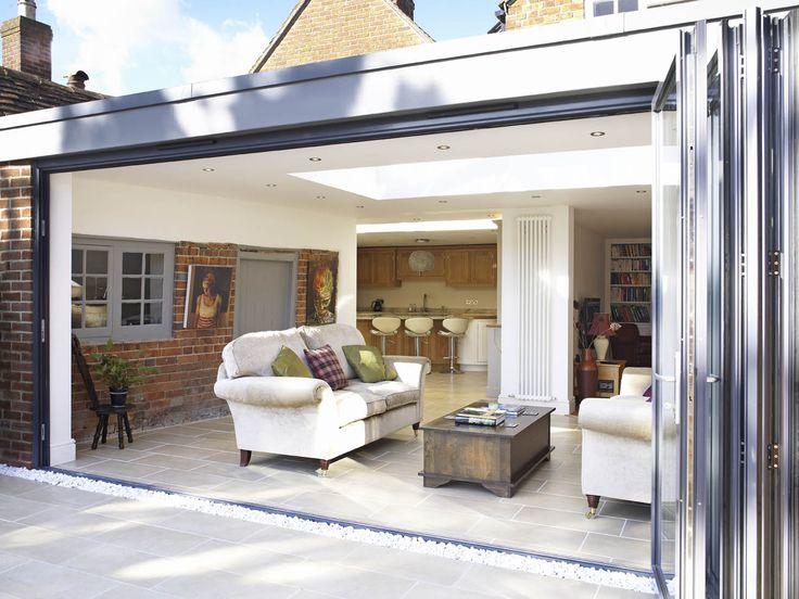1. upto £10k - folding sliding doors